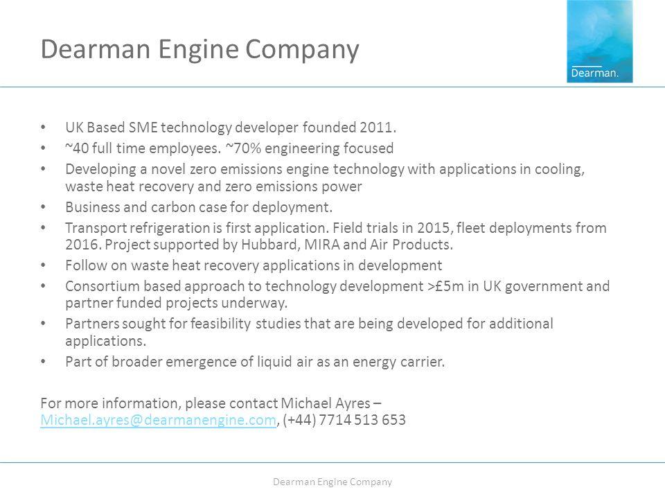 UK Based SME technology developer founded 2011. ~40 full time employees.