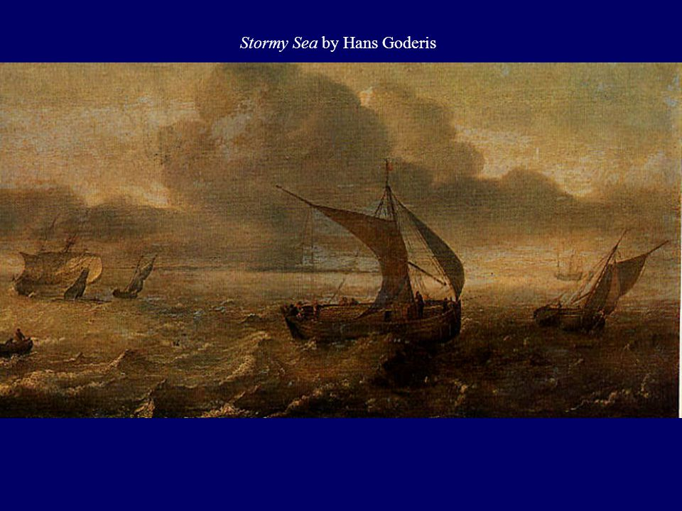 View of the Sea by Salomon van Ruisdael