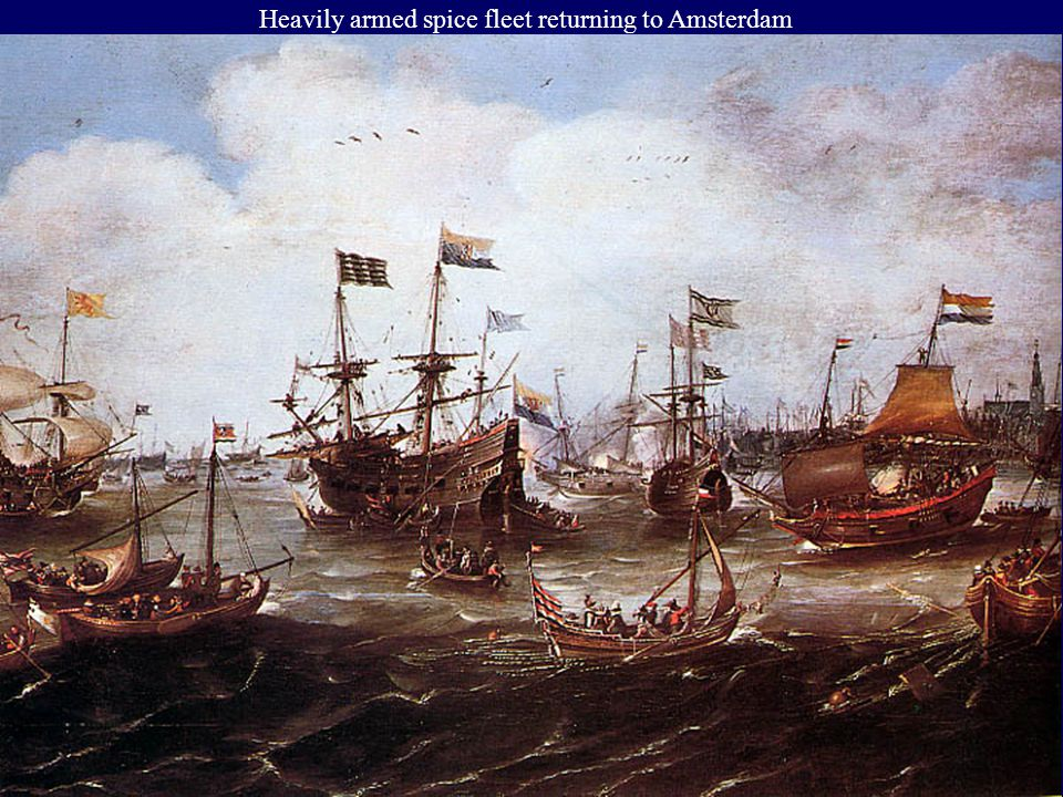 Dutch East Indies Company Fort at Batavia