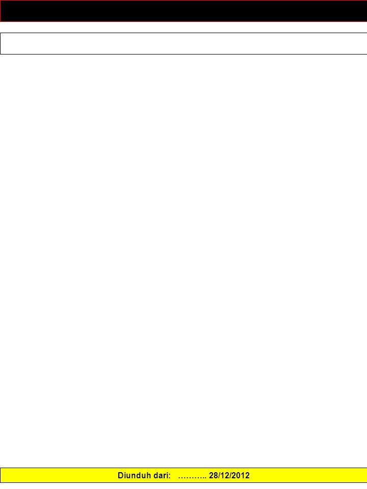 . Diunduh dari: ……….. 28/12/2012