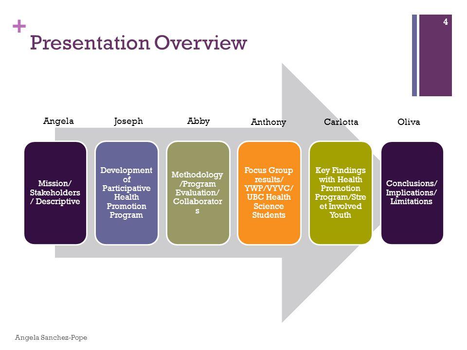 + Internal/External Factors: Three Themes Emerged 1.