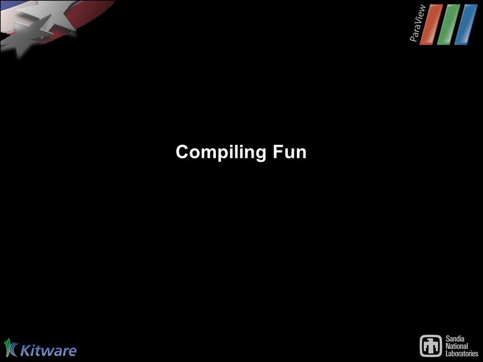 Compiling Fun