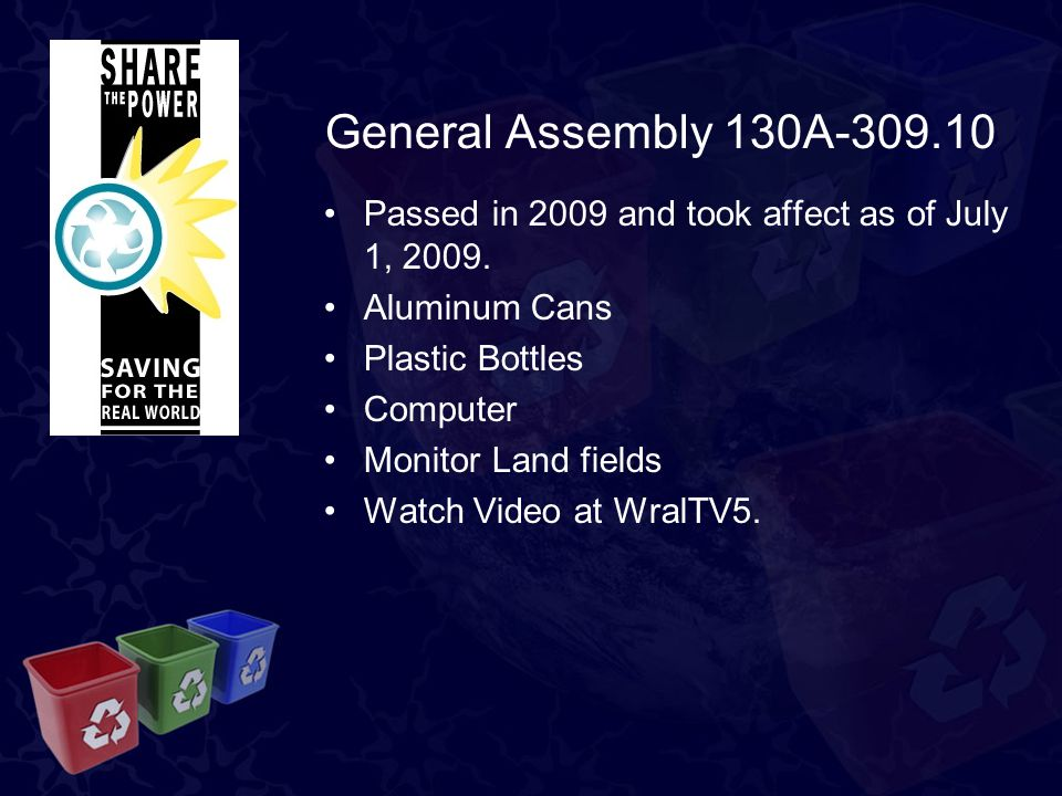 SMO Involvement Campus Wide Education Official Campus Recycling Guide New Employee Training Posters Kick-off Party Containers Specific Recycling Container Tops Rubbermaid Untouchable series Bottle and Can Top Paper recycling Top