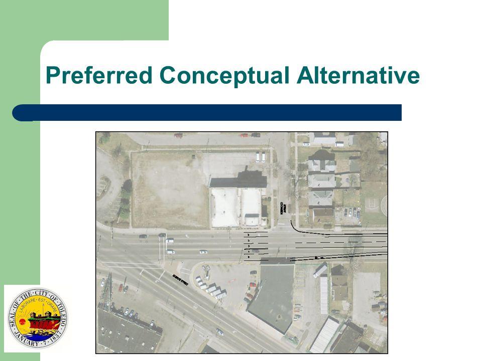 Preferred Conceptual Alternative