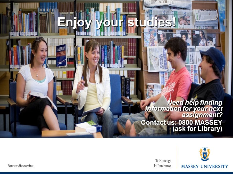 Enjoy your studies. Need help finding information for your next assignment.