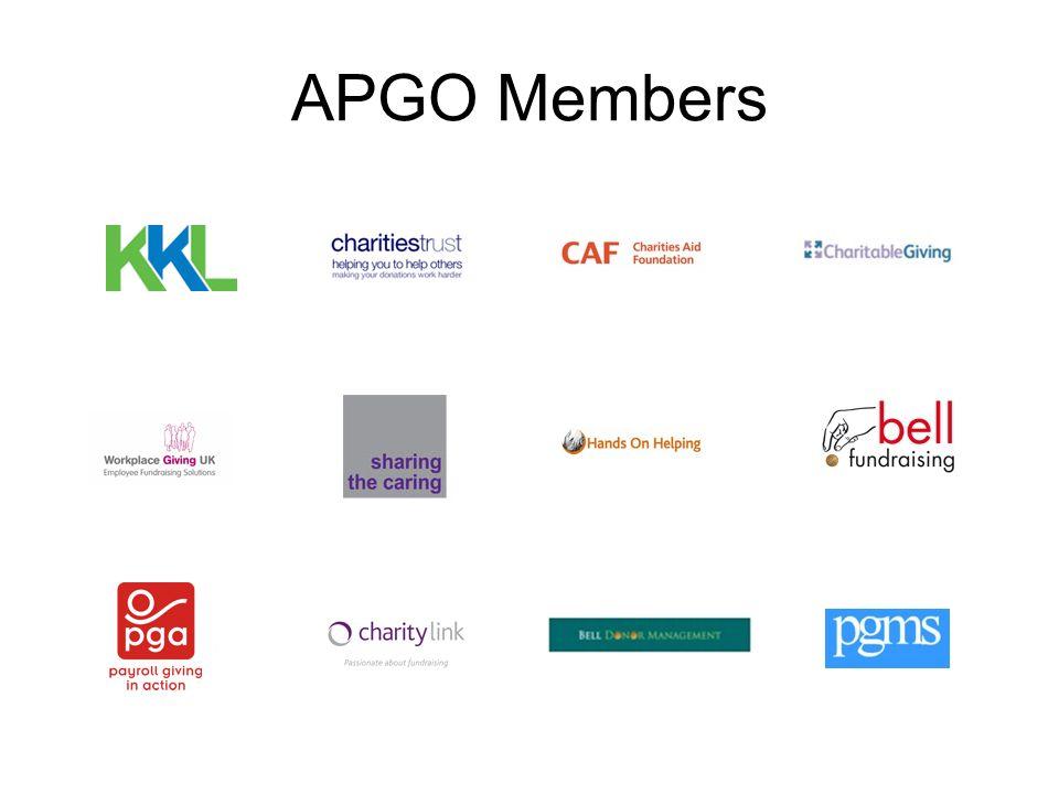APGO Members
