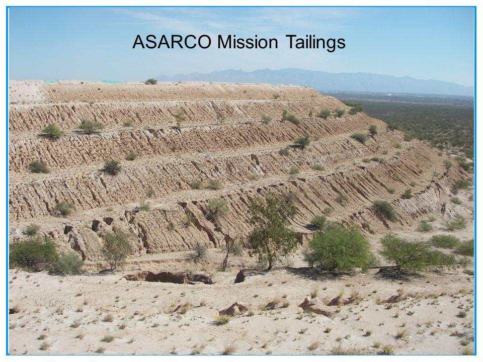 ASARCO Mission Tailings