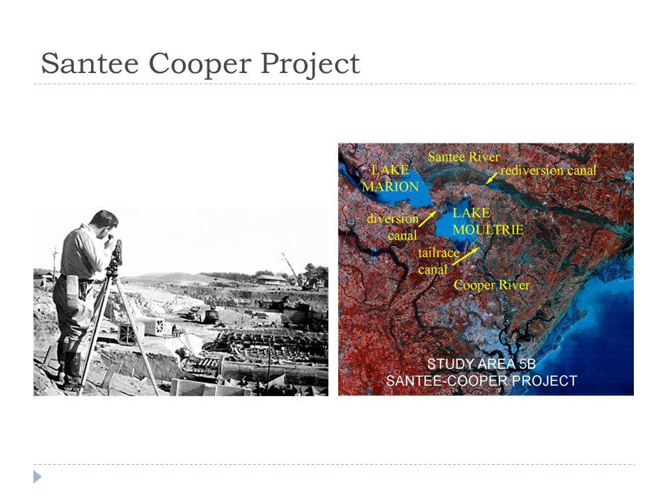 Santee Cooper Project