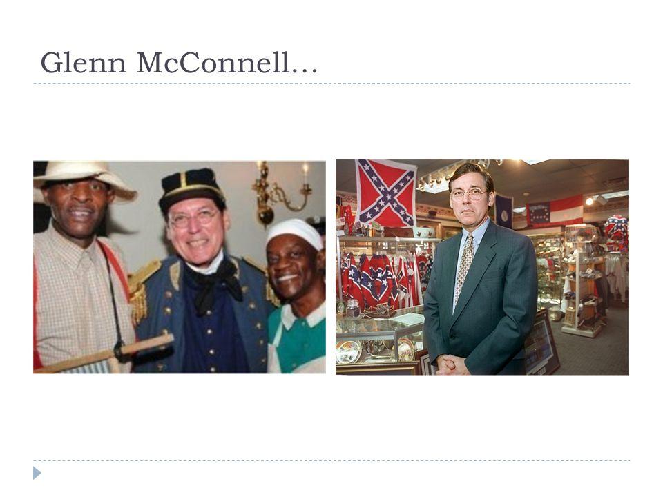 Glenn McConnell…