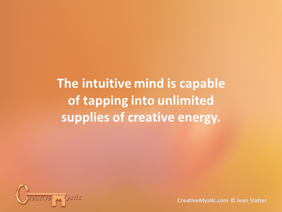 The idea that you have the answers within you and the ability to retrieve them was not always popular.