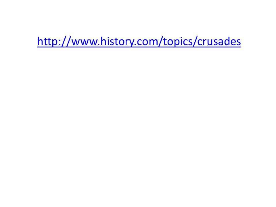 http://www.history.com/topics/crusades