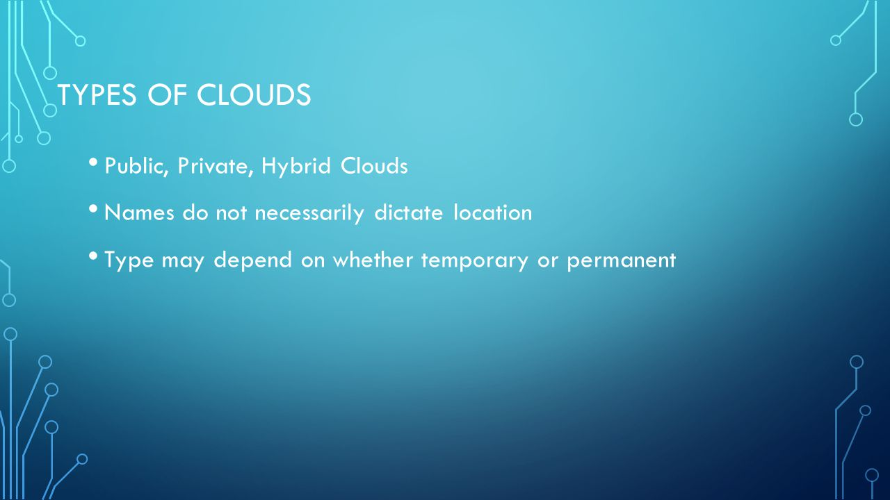 SEND ME INTERESTING LINKS ABOUT CLOUDS