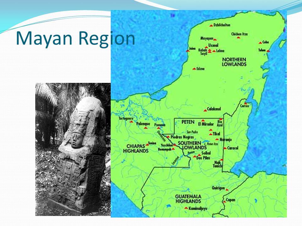 Mayan Region