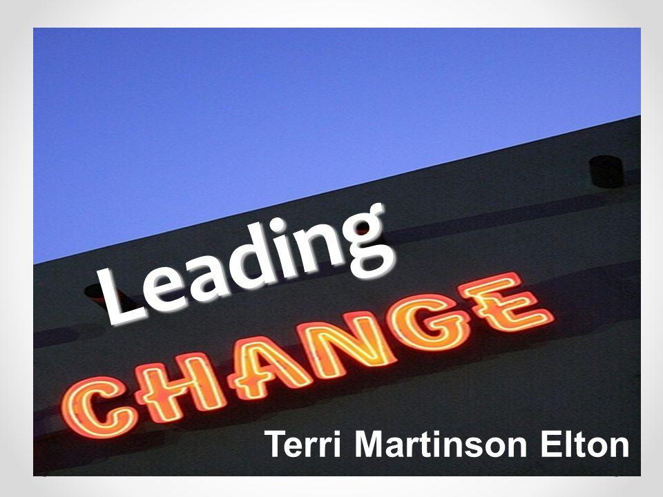 Leading Terri Martinson Elton
