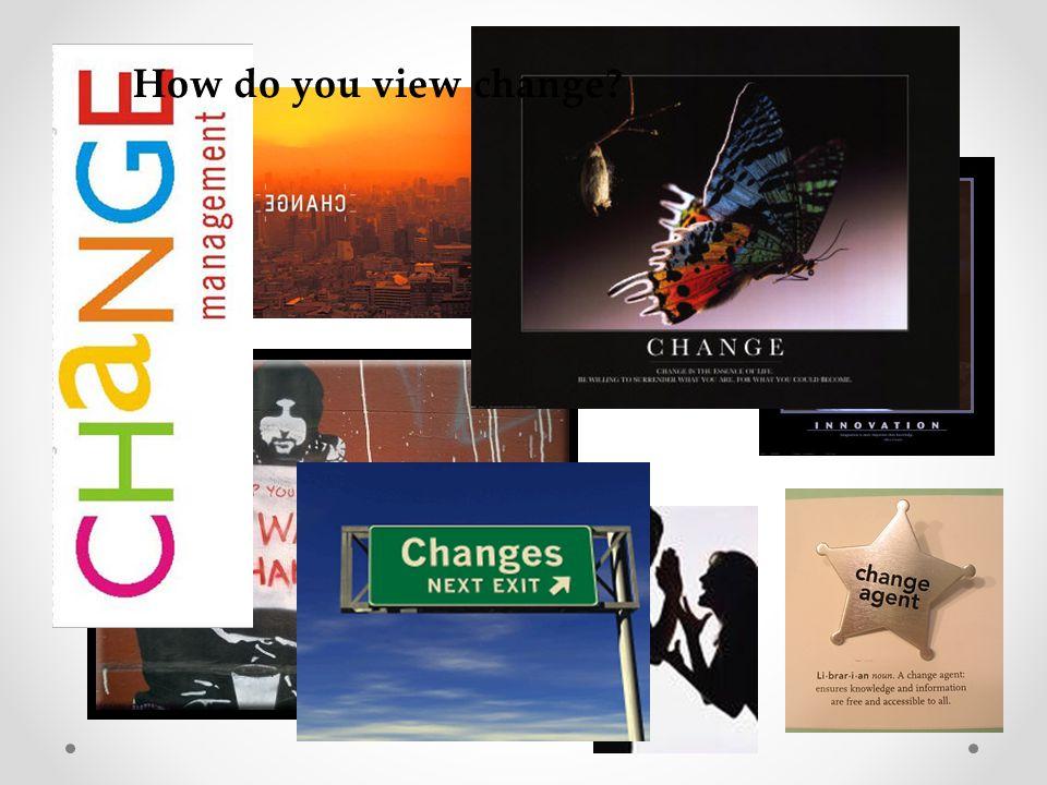 The Missional Change Model Awareness - spending time, listening, discerning.