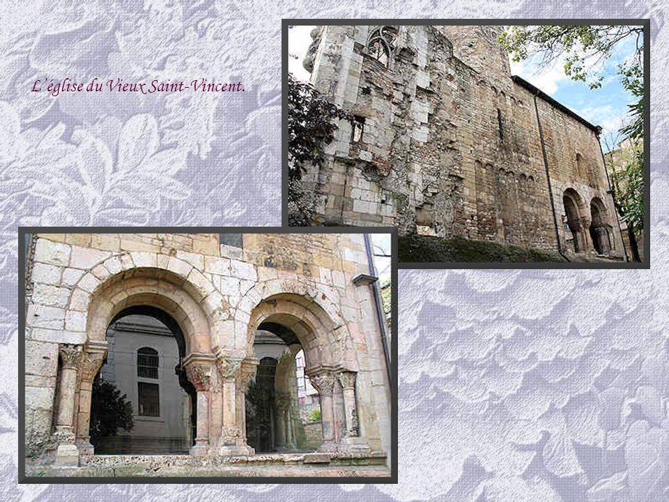 L'église du Vieux Saint-Vincent