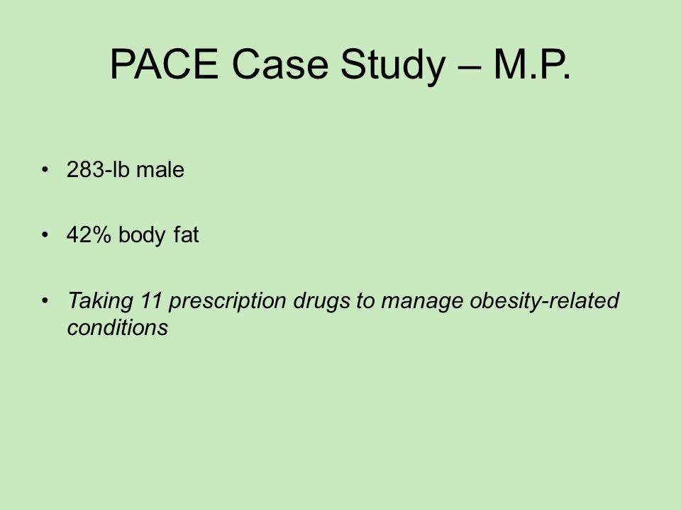 PACE Case Study – M.P.