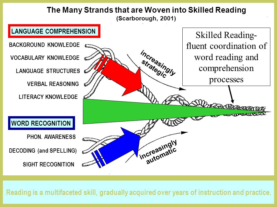 Repeated readings Text is read, then reread two to four times on successive days.
