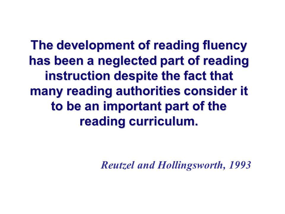 Fluency Develops Over Time Big Ideas in Beginning Reading http://reading.uoregon.edu
