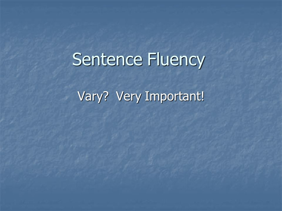 Homework Revise for fluency using the sentence length strategy Revise for fluency using the sentence length strategy Rewrite your piece (it may be typed) Rewrite your piece (it may be typed) Place 'Draft #3' on top of piece Place 'Draft #3' on top of piece Due Day 2 Due Day 2