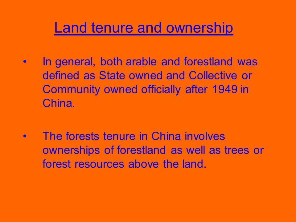 Intermediation of forestland disputes