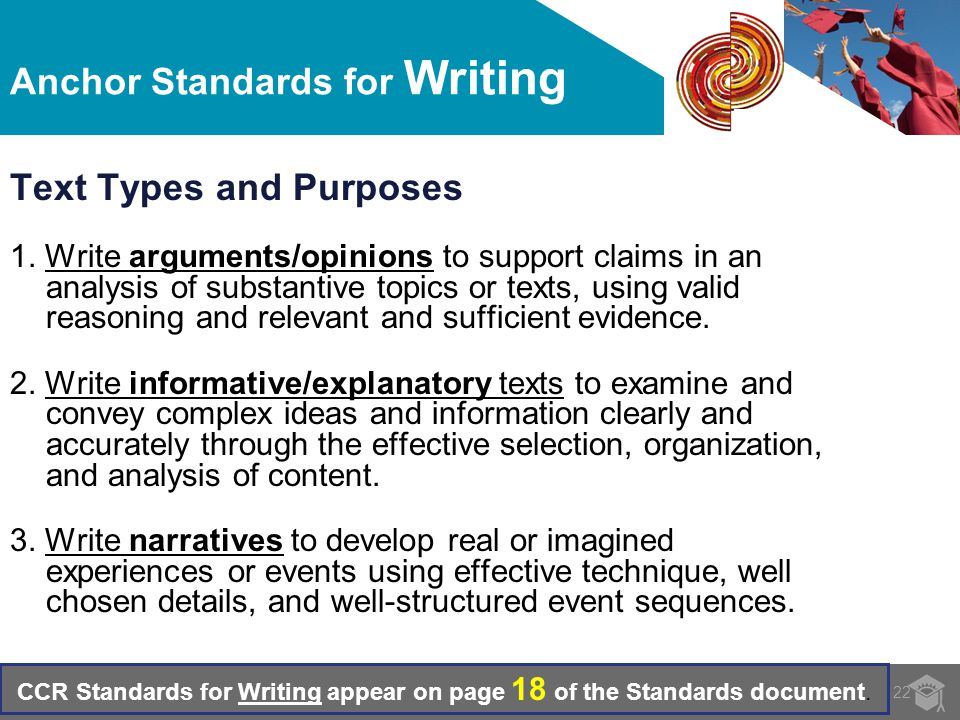 Text Types and Purposes 1.