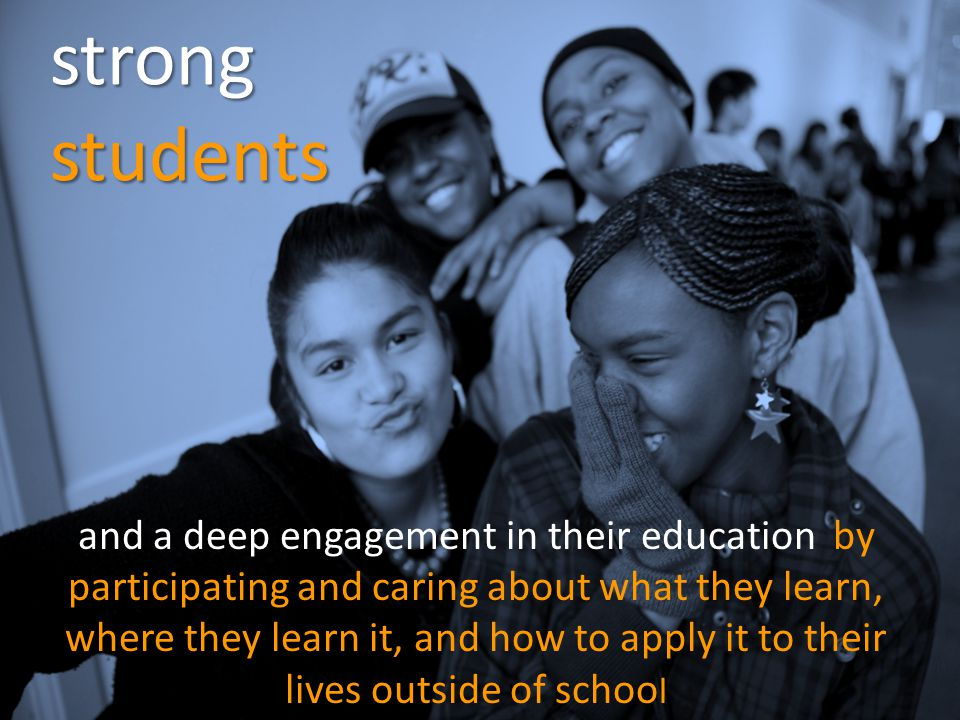 As a volunteer you can support student development in all these areas by being a caring adult who