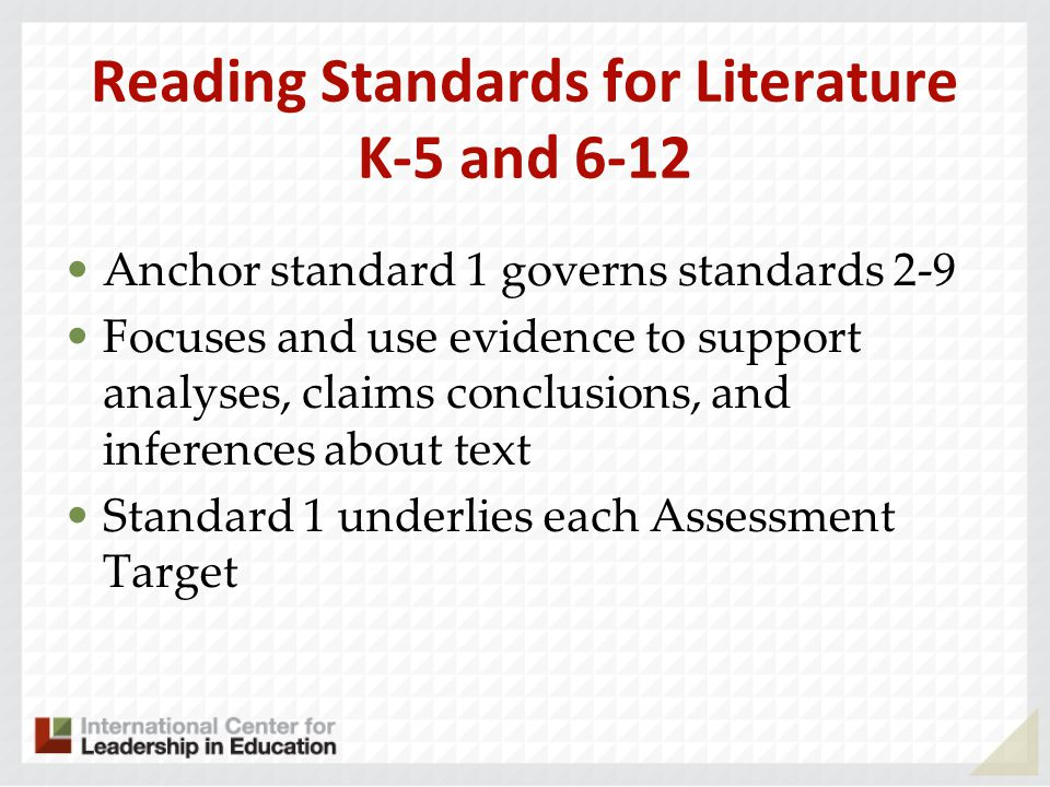 Explicit comprehension instruction should not be delayed until students are able to read grade-level text independently.