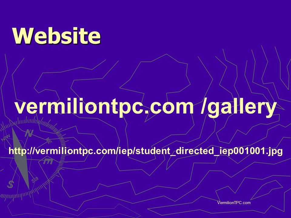 VermilionTPC.com Website vermiliontpc.com /gallery http://vermiliontpc.com/iep/student_directed_iep001001.jpg