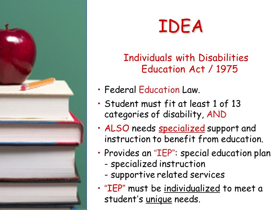Discipline for students with IEPs If a student who has an IEP is suspended for 10 days within the school year, the school MUST conduct a Manifestation Determination Hearing (MDH) to determine: if the behavior causing the suspension is a manifestation of the student's disability.
