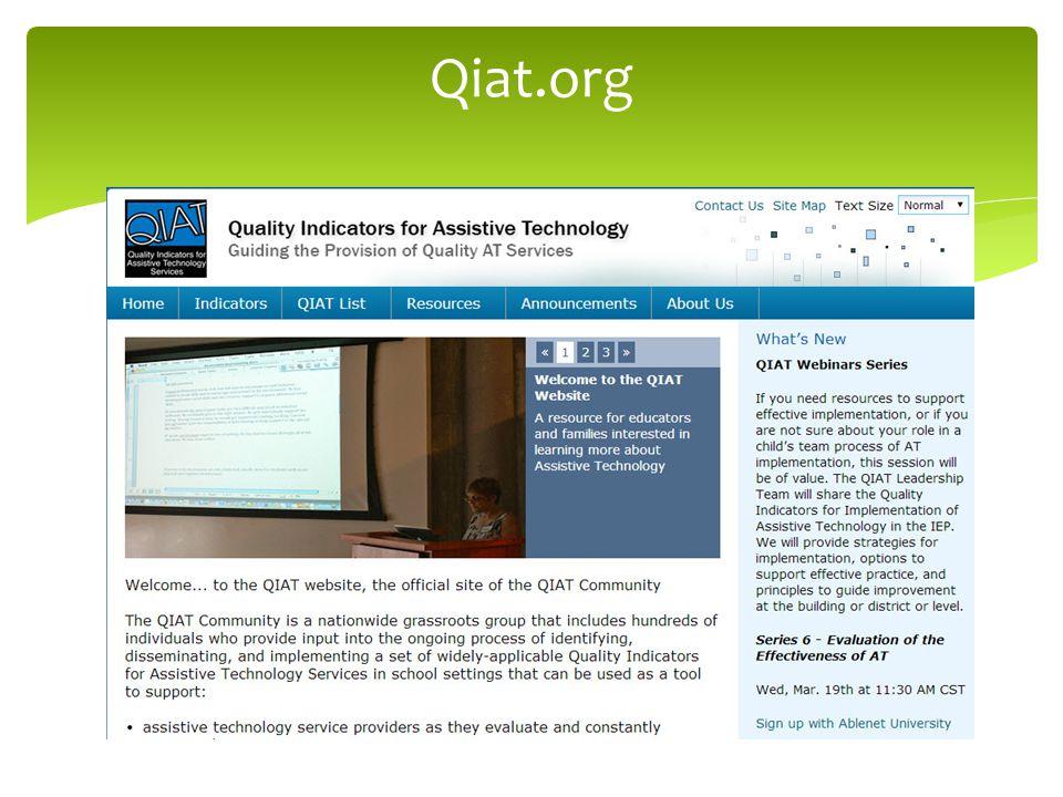 Qiat.org