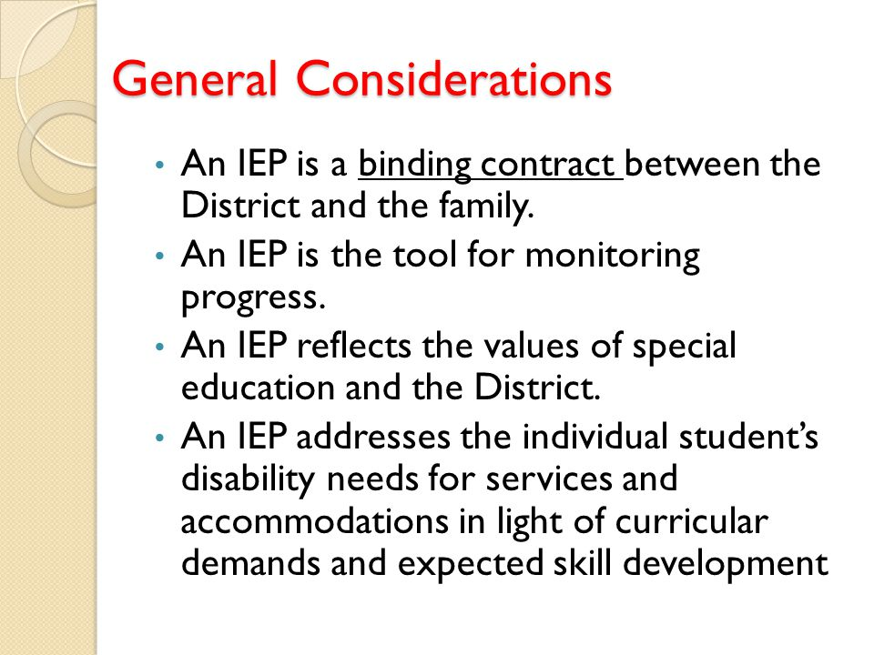 N-1: Proposed District Action A well crafted N1 (narrative letter) answers the following six questions: 1.