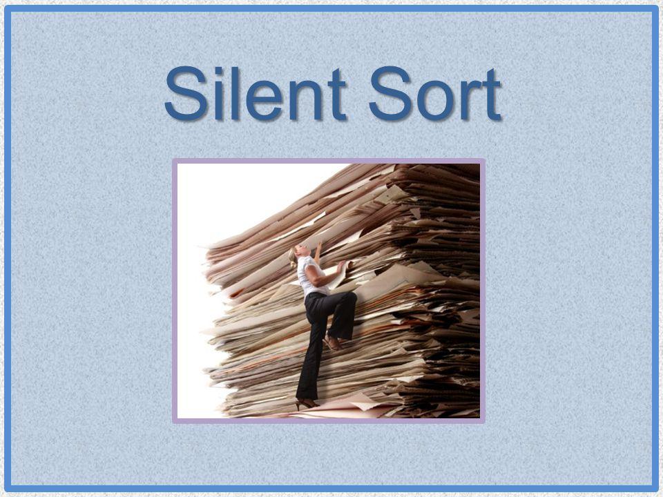 Silent Sort