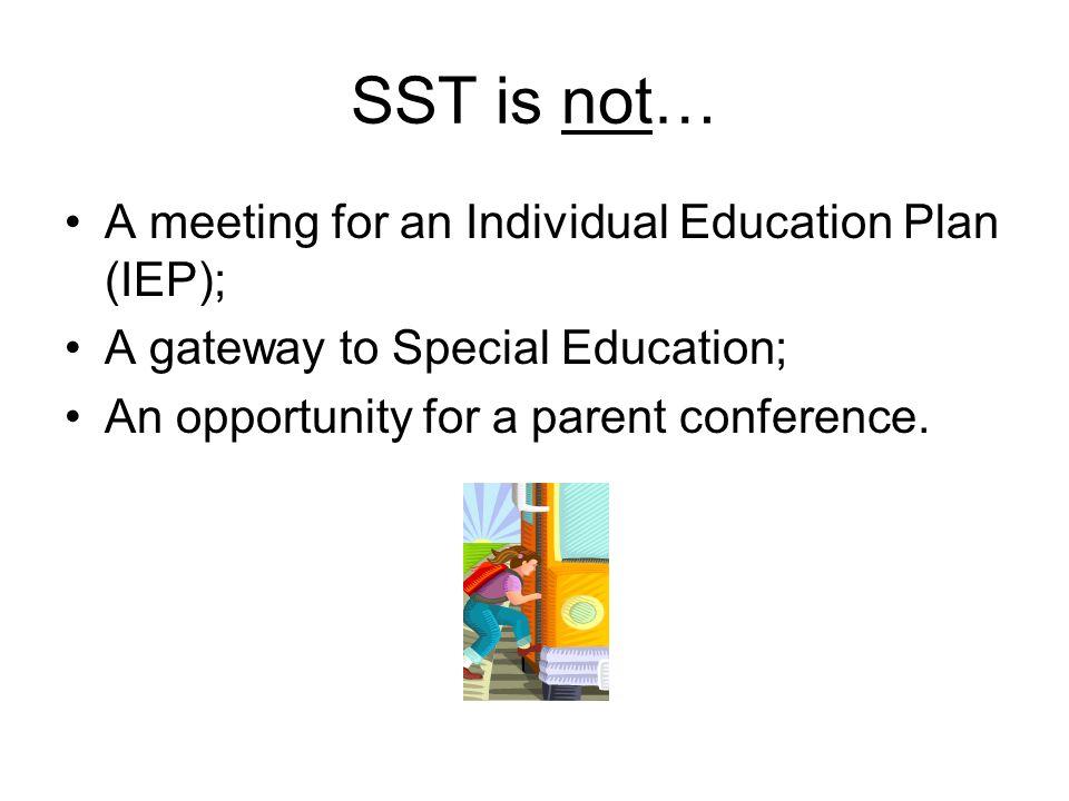 SST Documents Referral Form Accommodation Plan Kindergarten Referral Form Denial Letter