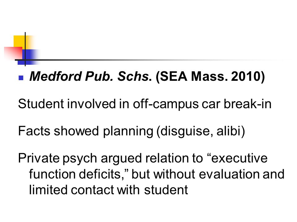In re: Student (SEA W.Va.
