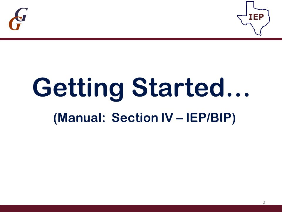 Adding Objectives 1.Select Goal From IEP/BIP Filing Cabinet 2.Select Objectives Tab 3.Select Display All (Objective Selector screen will open) 13 Objectives IEP