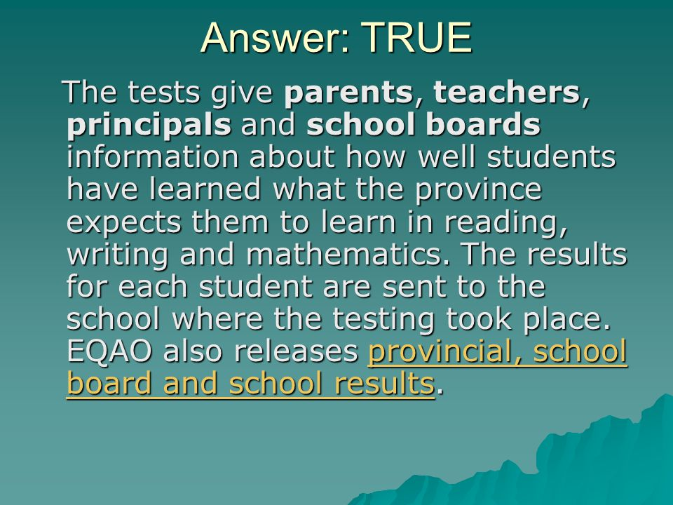Letter to Principal - Level 1 Rationale: Response is undeveloped and is unclear