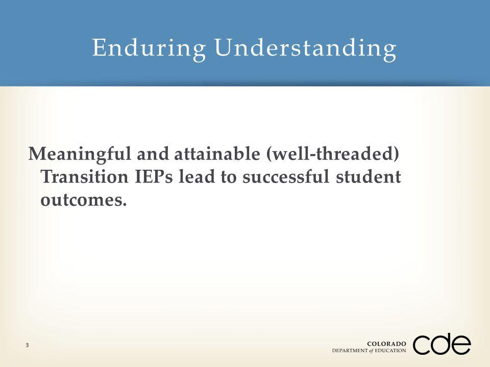 1.Teachers will analyze and summarize all assessment data through a transition lens.