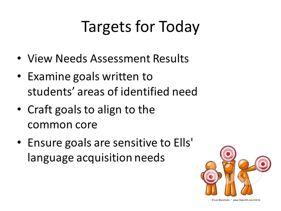Alignment Check: How can IEP goals be written to celebrate the common core standards? Sara Jozwik & Alice Cahill Illinois State University