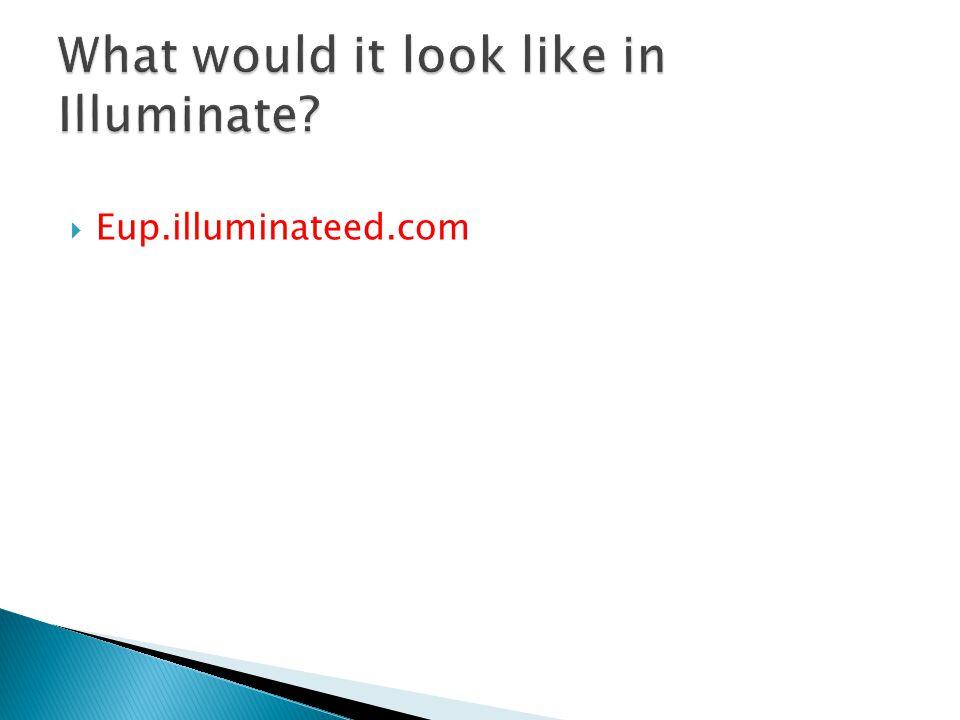  Eup.illuminateed.com