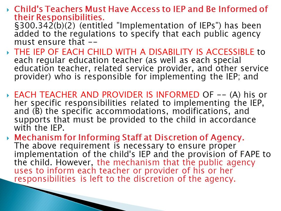  Public agencies are required to maintain records to show compliance with program requirements, pursuant to § 76.731 of the Education Department General Administrative Regulations (EDGAR) and the MARSE.