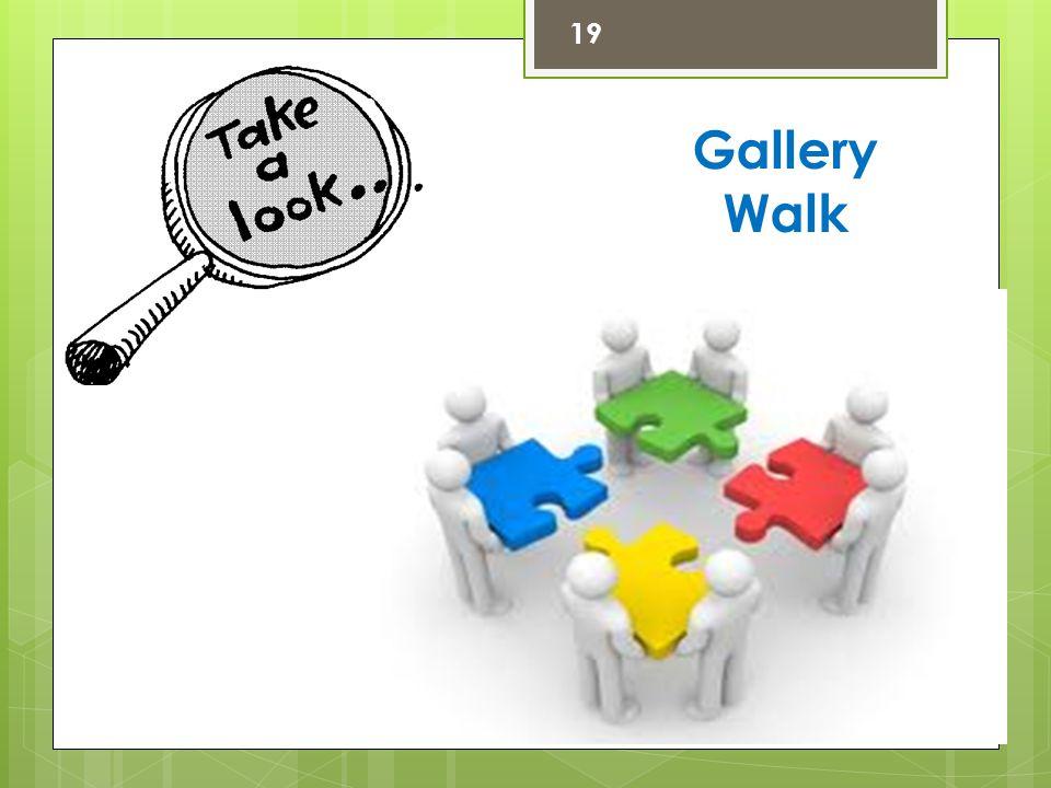 Gallery Walk 19