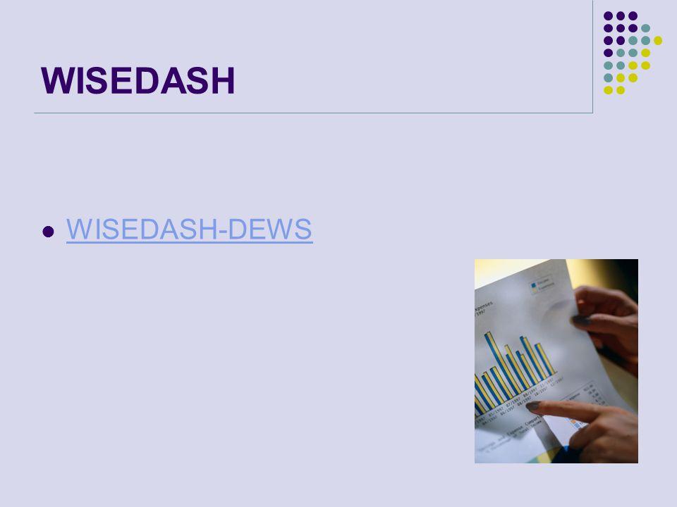 WISEDASH WISEDASH-DEWS