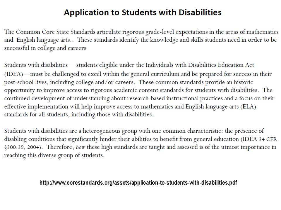 http://www.corestandards.org/assets/application-to-students-with-disabilities.pdf