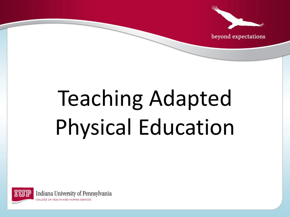 Teaching Adapted Physical Education