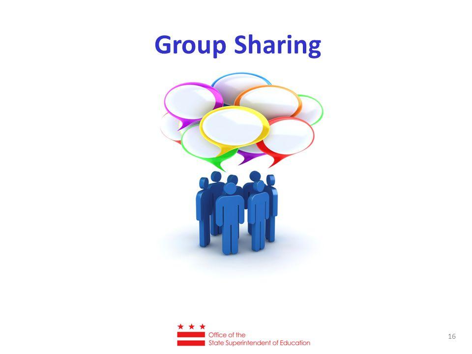 Group Sharing 16