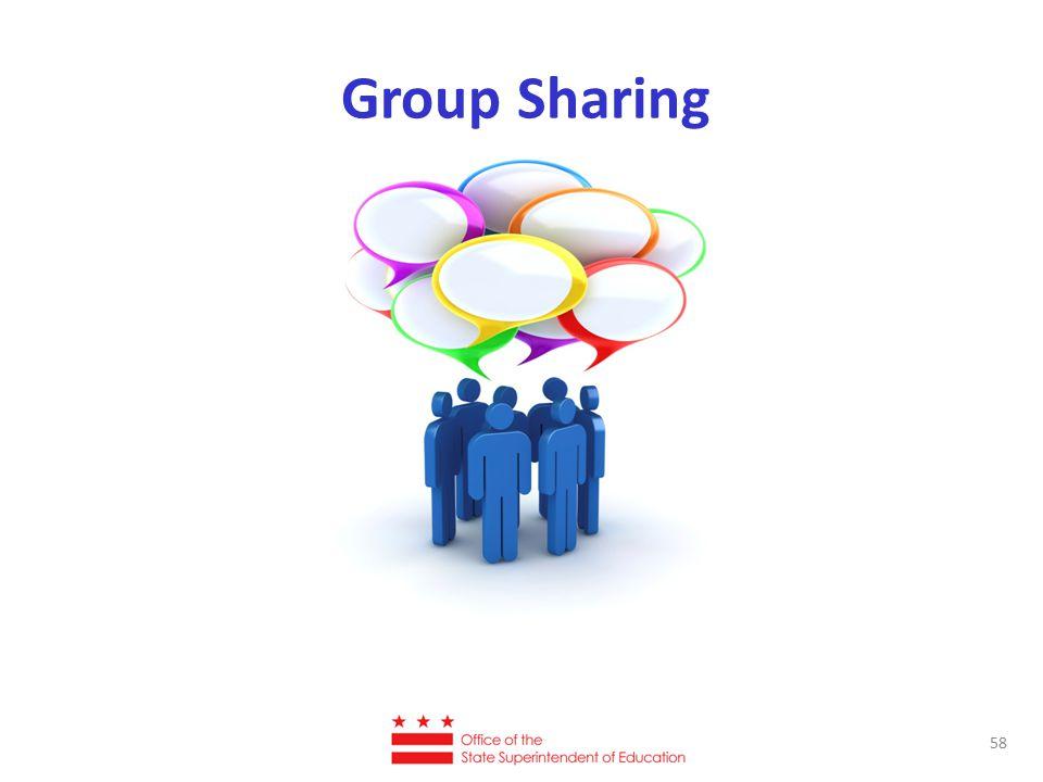 Group Sharing 58