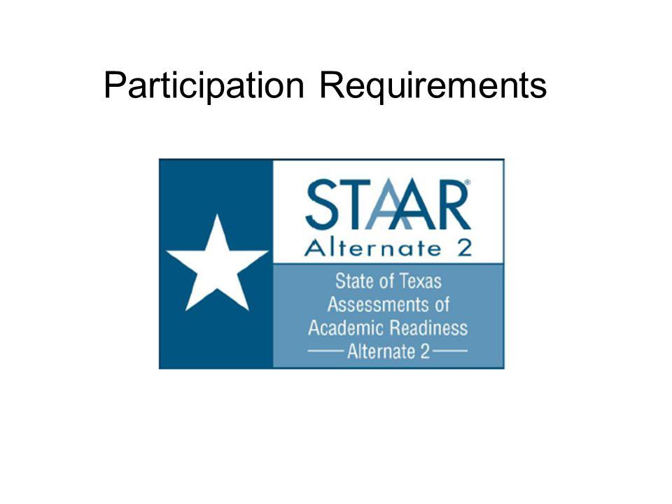 Participation Requirements