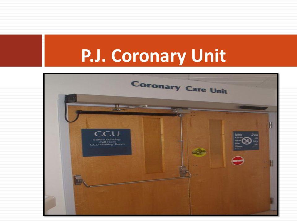 P.J. Coronary Unit