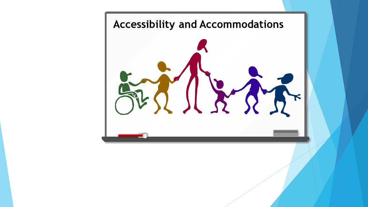 Accessibility and Accommodations